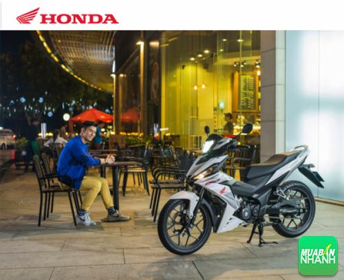 Thông số kỹ thuật của trên Honda Winner 150 2016