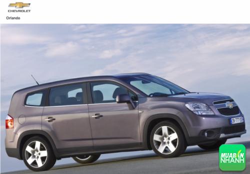 Ưu nhược điểm trên Chevrolet Orlando 2016