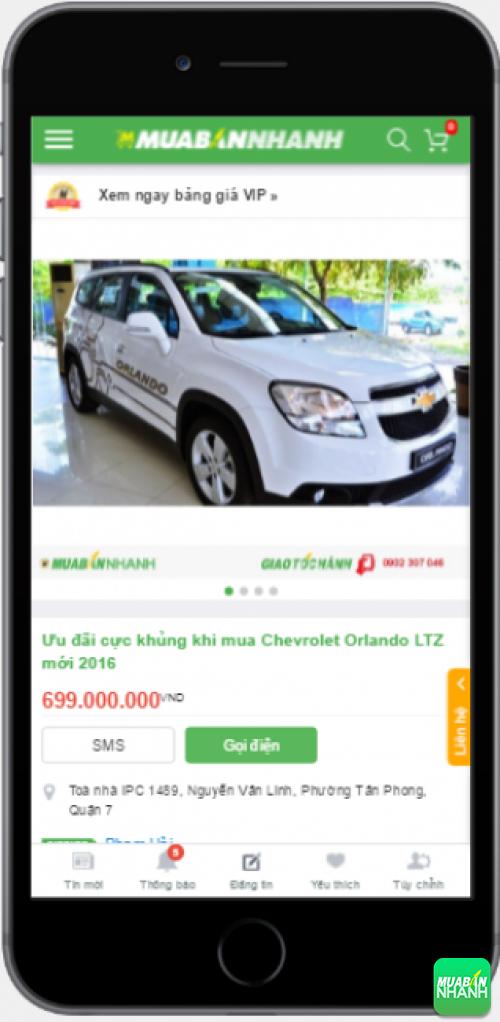 Đánh giá Chevrolet Orlando 2016 từ người dùng trên Mạng xã hội MuaBanNhanh
