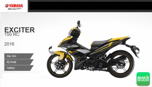 Đánh giá xe máy Yamaha Exciter 150 2016: dẫn đầu phân khúc xe côn tay
