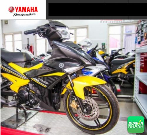 Thông số kỹ thuật của Yamaha Exciter 150 RC 2016