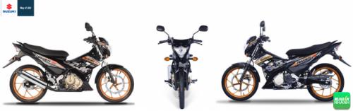 Đánh giá ưu nhược điểm của Suzuki Raider 150 2016
