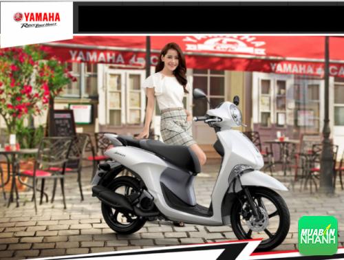 Yamaha Janus – làn gió mới cho phân khúc xe tay ga Việt Nam