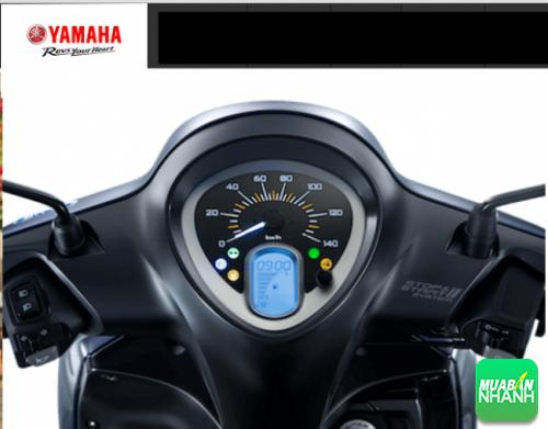 Thiết kế đầu xe Yamaha Jannus