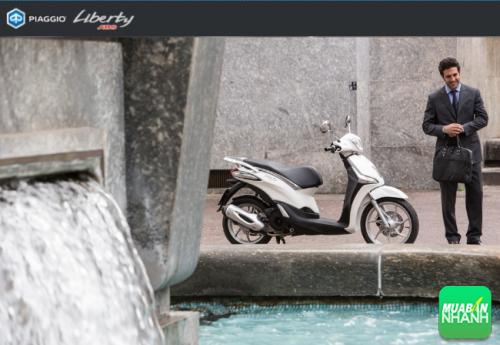 Đánh giá Piaggio Liberty ABS 2016: lột xác để cạnh tranh