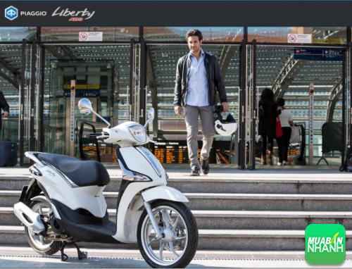 Thiết kế Liberty ABS 2016: xứng tầm thương hiệu Ý