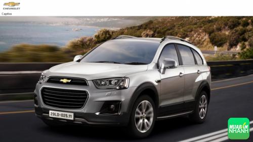Đánh giá khả năng vận hành Chevrolet Captiva 2016: xe vận hành trơn tru, mượt mà