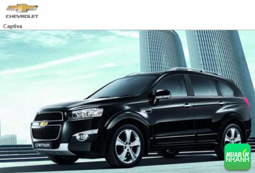 Đánh giá mức độ an toàn xe Chevrolet Captiva 2016: đáp ứng đủ trên một chiếc xe gia đình ưu tú