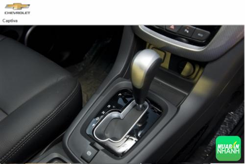 Động cơ và truyền động Chevrolet Captiva 2016